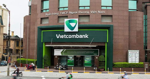Phòng giao dịch Vietcombank